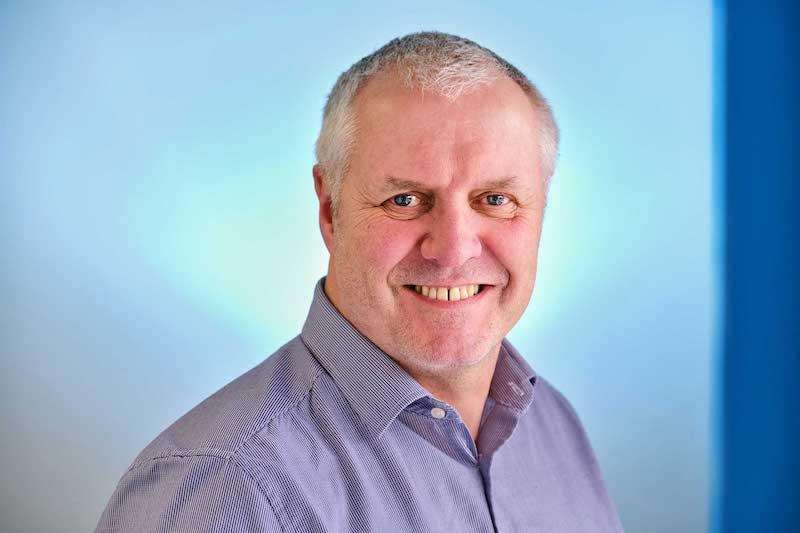 David Burford - Specialist Finance Adviser,